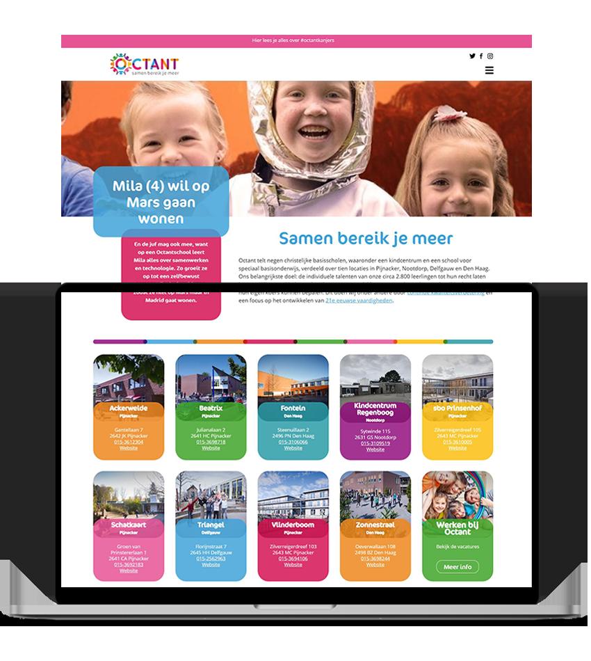 Octant website