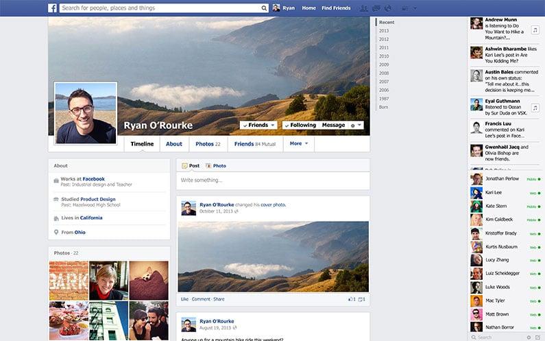 Effectief bericht op Facebook