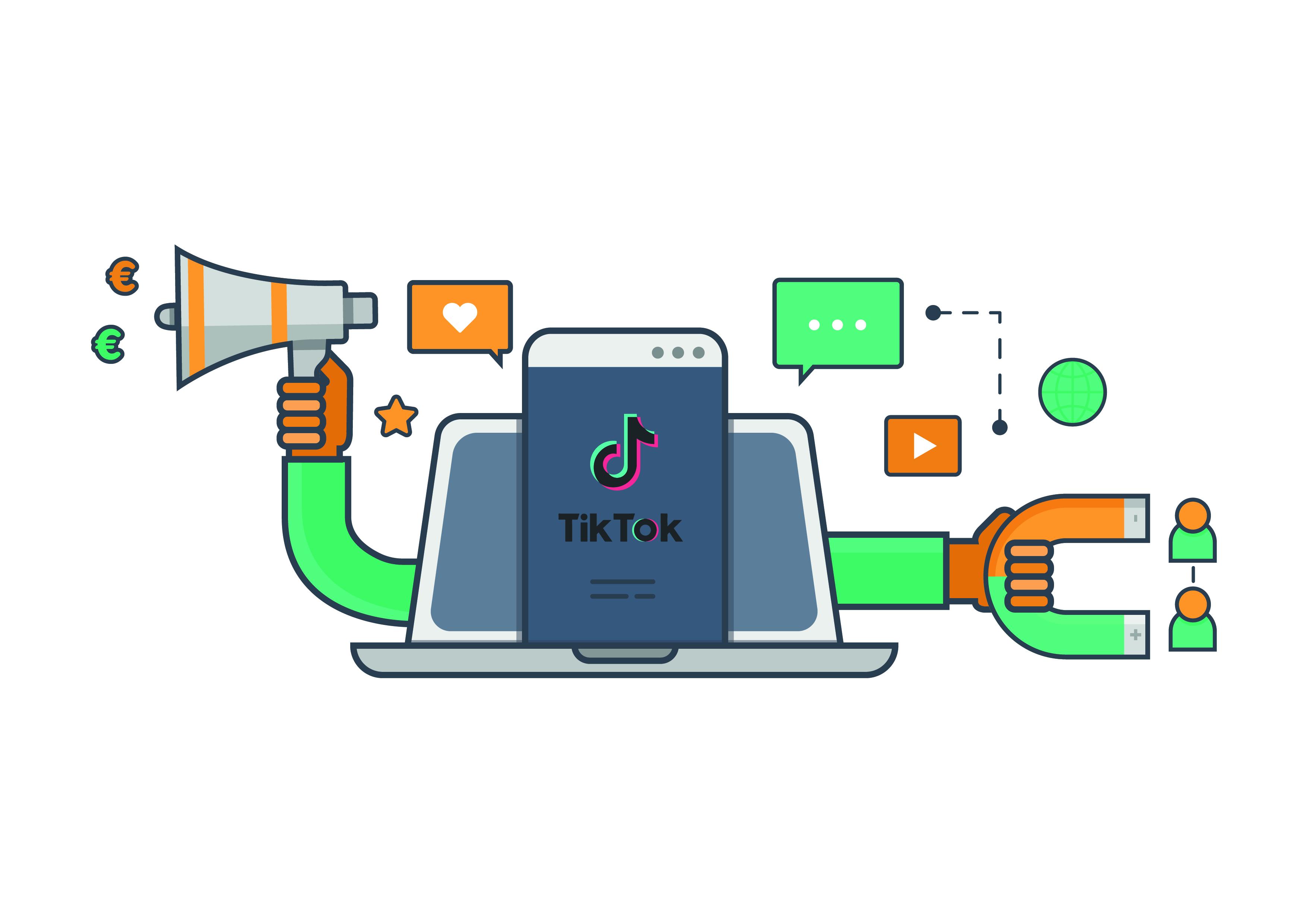 TikTok commercieel inzetten als bedrijf