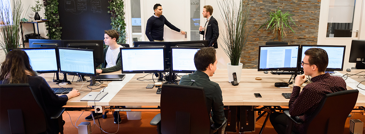 Bijbaan bij een marketing bureau in Rotterdam (tijdelijk on hold)