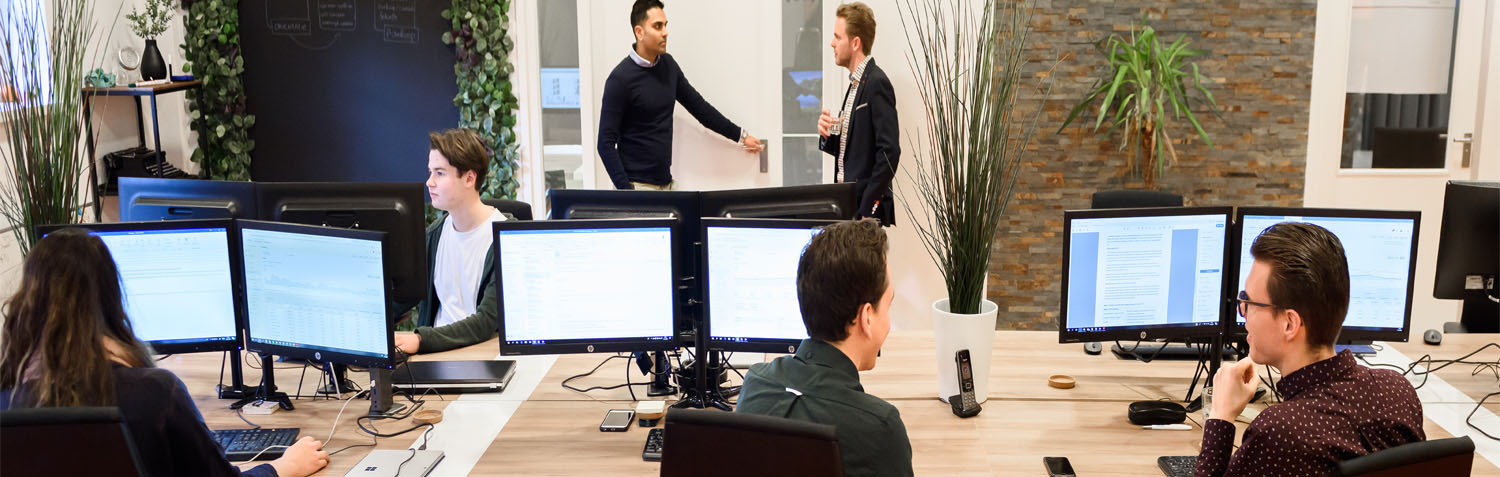 Vacature - Fulltime Projectmanager (Vervuld)
